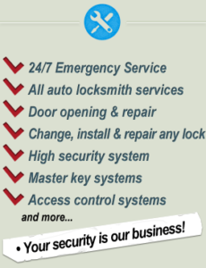 locksmith Tillsonburg
